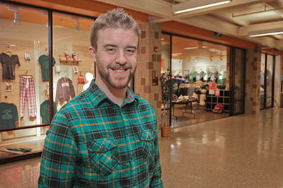 Alumni rising: Dream job in video games started at UW-Green Bay