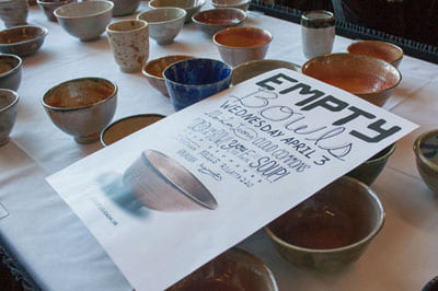 Slideshow: Full house for Empty Bowls