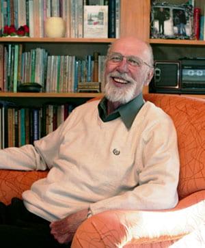 Prof. Emeritus Jack Frisch