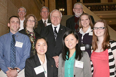 Sights and sounds: UW-Green Bay students present research at state event