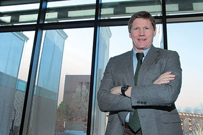 Mark Murphy: Stands tall as a fan of Green Bay's public university