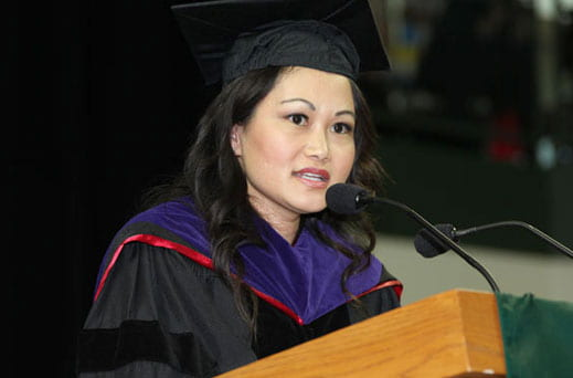 Commencement Speaker Ma Manee Moua