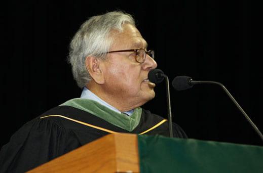 Regent Jose Vasquez