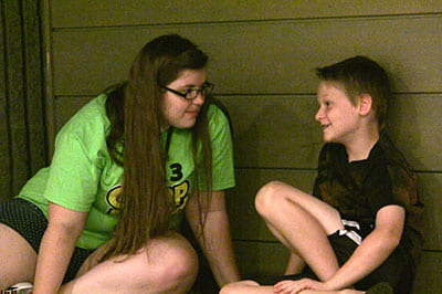 UW-Green Bay's Camp Lloyd offers fun, healing for grieving kids