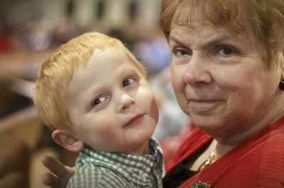 Matthew Fleurant: Inspired family to re-direct philanthropy to nursing, healing