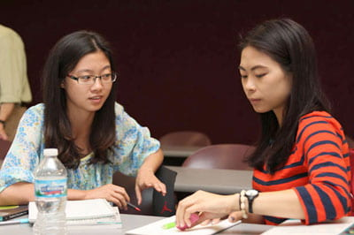 For international students, Institute a terrific tune-up for fall