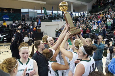 Horizon Title, Phoenix Women's Basketball