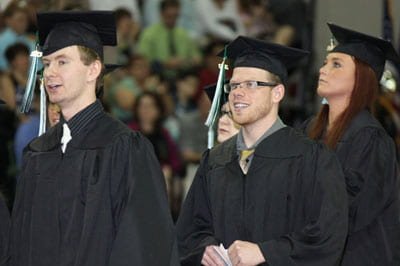 UW-Green Bay Commencement