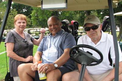 UW-Green Bay Retiree Association Benefit Golf Outing, Aug. 22, 2013