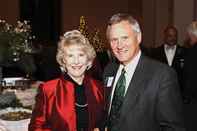 The Weyers: Longtime partners with UW-Green Bay