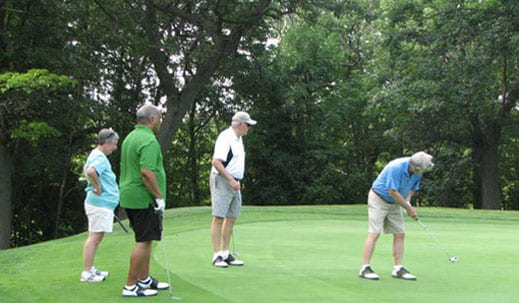 Convocation Open, Shorewood Golf Course