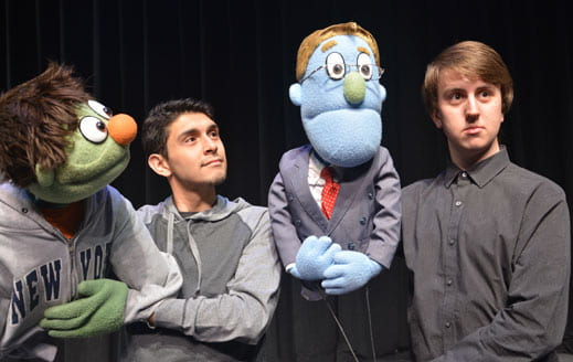 UWGB to present Avenue Q, The Musical