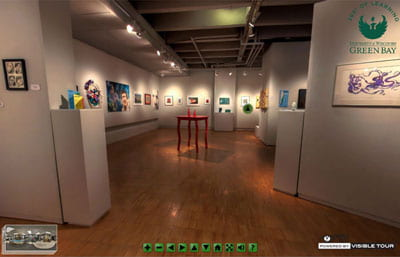 Art Program Virtual Tour
