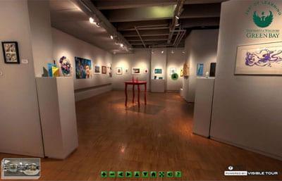 Art Program Virtual Tour