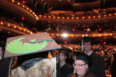 Smile!  December Commencement 2013, in pictures