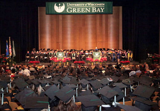UWGB graduates, by the numbers