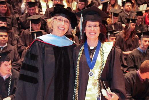 December commencement-nursing graduate