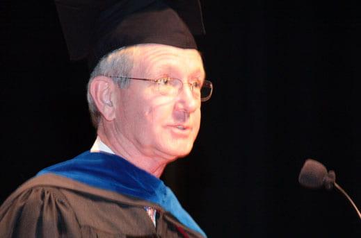 Regent Mark Bradley