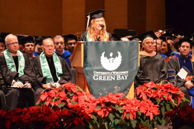 Video: Commencement day reflections from newest alums