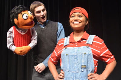 Avenue Q, The Musical, regional competition