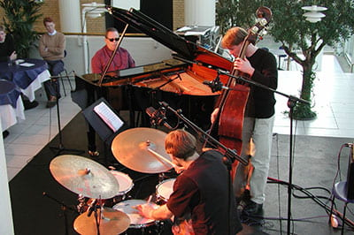 UW-Green Bay gears up for Jazz Fest XLIV, featuring Kenny Werner Trio