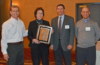 John and Meredith Rose Business Award
