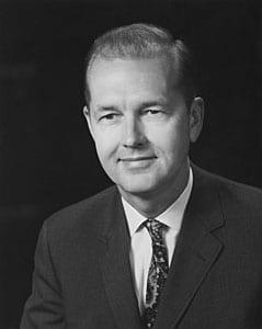 Chancellor Edward W. Weidner, ca. 1966-67