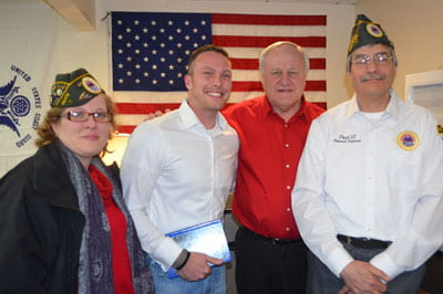 Veterans & Service Member Student Lounge dedication