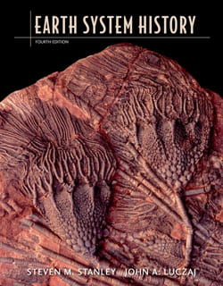 Earth System History textbook