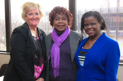 Power of partnership: UW-Green Bay welcomes educators from Nigeria