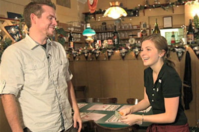 Fiedler receives $500 tip in Milwaukee restaurant