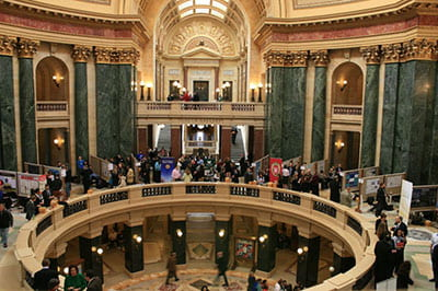 Posters 2014: Students share research under the Capitol Dome