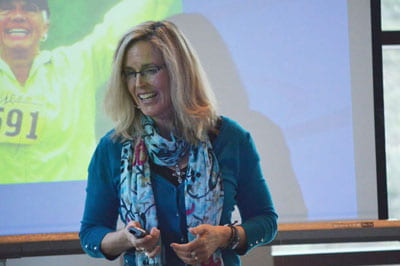 Live on purpose: Birr shares inspirational 'After Thoughts' message