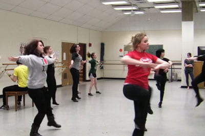 Just dance: Exciting, eclectic 'DanceWorks' takes the stage April 4-5