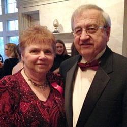 Paula and Ken Fleurant