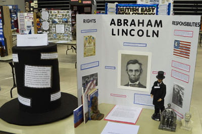 Record National History Day a success; 80-plus students advance to state contest