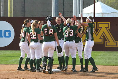 NCAA appearance caps record-setting season for softball