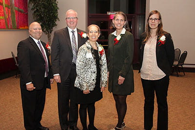 Alumni rising: Distinguished and outstanding UW-Green Bay graduates