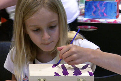 Fun, healing go hand-in-hand at special UW-Green Bay summer camp
