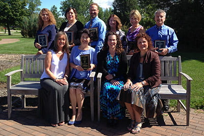 2014 Founders Awards recipients