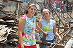 Student service goes global with Habitat trip to the Philippines