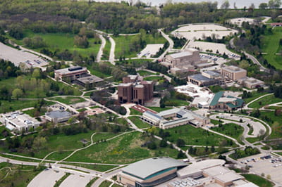 UW-Green Bay Year in Review