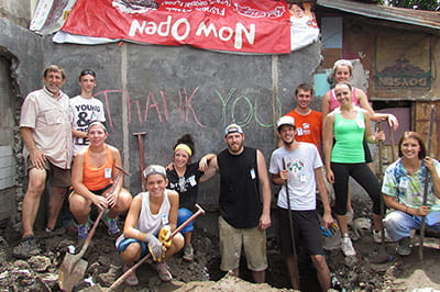 Habitat for Humanity, Philippines trip