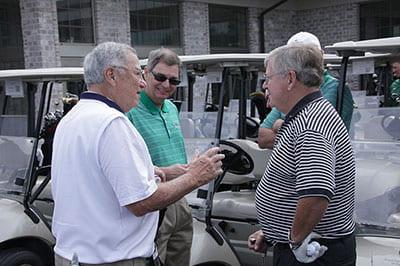 Gallery: Golf gathering, hoops hoopla