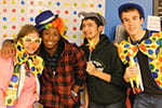 Close-ups: Carnival theme creates controlled chaos at Cofrin Bash