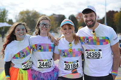 UWGB Color Run