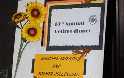 UW-Green Bay Retirees Annual Dinner
