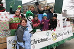 Close-ups: An award-winning float for UWGB and a 'Toyful' and Joyful Christmas to all