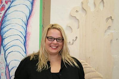 Alumna Danica Oudeans