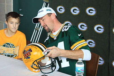 Packers partnership